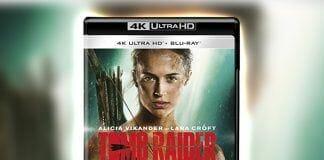 "Alicia Vikander spielt Lara Croft alias ""Tomb Raider"" - Test der 4K Blu-ray"
