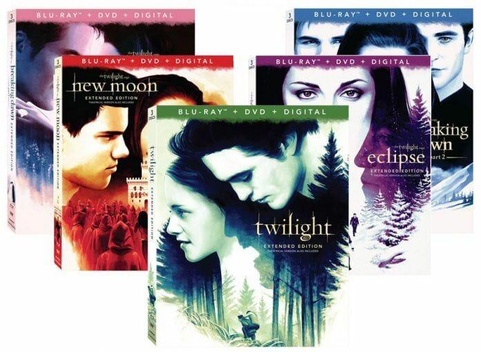 Die Twilight-Filme sind in den USA bereits für einen 4K-Release vorgemerkt