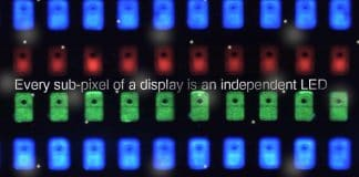 Die Produktion von Samsung 75 Zoll Micro-LED-TV soll in 2019 starten