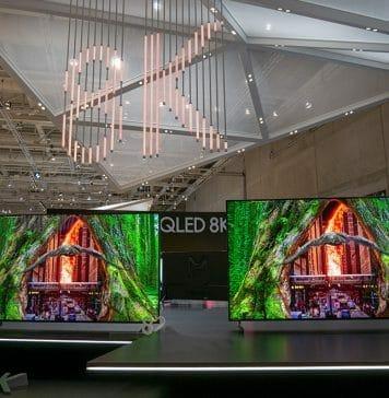 Ist 85 Zoll zu klein? Samsung plant bereits mit 8K TVs mit 100 Zoll und mehr auf der CES 2018
