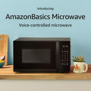 Amazon Mikrowelle