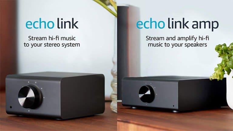 """Amazon zeigt mit den """"Echo Link"""" und """"Echo Link Amp""""-Verstärkern noch mehr Präsenz in den eigenen vier Wänden"""