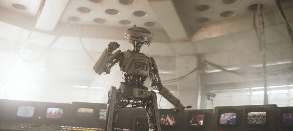 Die Animationen und CGI-Effekte überzeugen, leiden aber unter der schwachen Bildperformance des Films