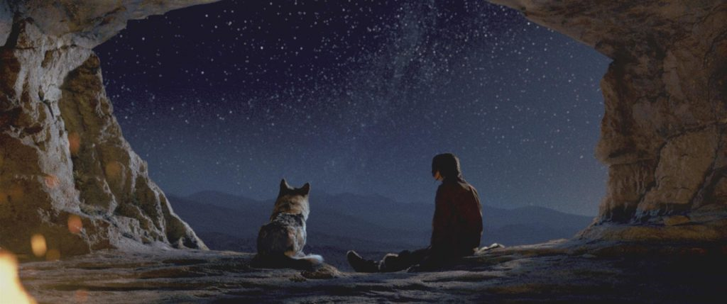 ALPHA: Ein Mann und sein Wolf