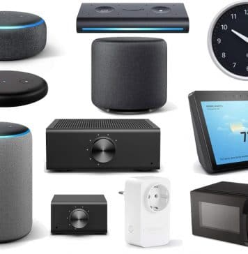 Bei so vielen neuen Echo-Produkten für 2018/2019 kann man eigentlich nur von einer Invasion sprechen