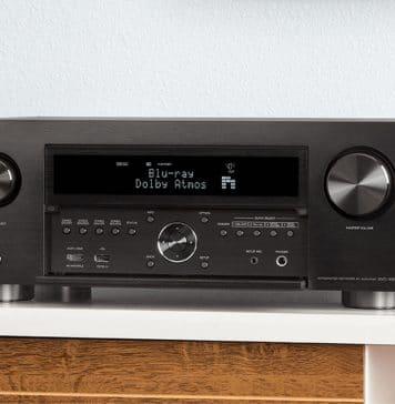 High-End mit 11.2 Vorverstärker-Endstufen mit Dolby Atmos, DTS:X und Auro 3D