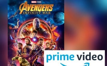 Avengers Infinity War in 4K UHD auf Prime Video streamen