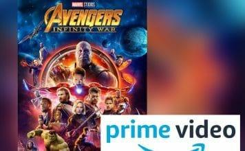 Avengers Infinity War in 4K UHD auf Prime Video streamen
