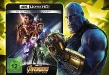 """""""Avengers: Infinity War"""" steht für bestes Hollywood-Kino. Die 4K Blu-ray ist leider kein perfekter Transfer der Kinoversion"""