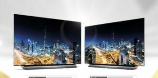 """Die C8 OLED TVs überzeugen bei Stiftung Warentest und bekommen dafür die Note """"sehr gut"""""""