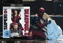 """Unser Test zur 4K Blu-ray von """"Deadpool 2"""" - Marvel-Zauber mit kleinen Schwächen"""