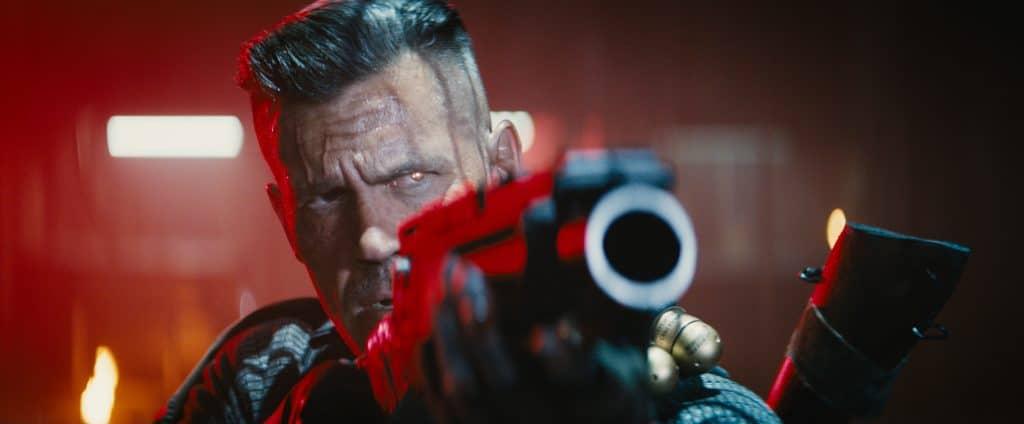 """Josh Brolin verkörpert den """"Zeitsoldaten"""" Cable. Brolin scheint grad einen Lauf zu haben... In """"No Way Out"""", als Thanos in """"Avengers: Infinity War"""" oder als Agent in """"Sicaro 2"""""""
