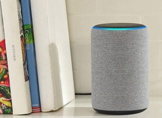 Der Echo Plus der 2. Generation ist ansehnlicher, mit verbessertem Klang und Temperatursensor