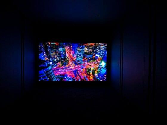 LG MiroLED TV auf der IFA 2018