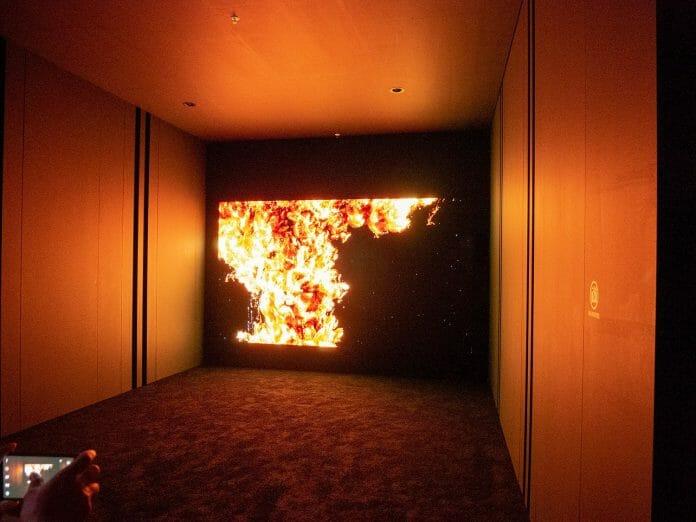 Echt heiß: LGs MicroLED TV mit 173 Zoll Bildschirmdiagonale