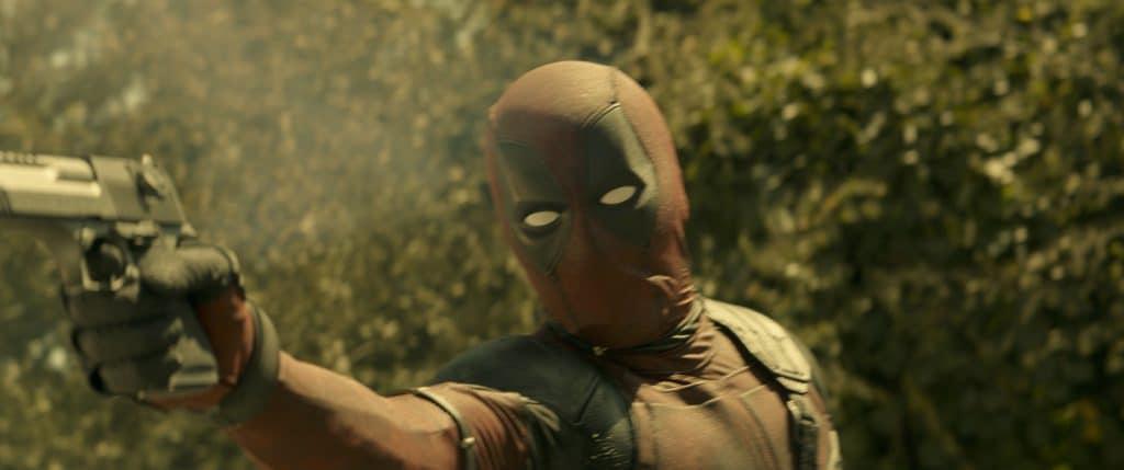 Hallo i bims, Deadpool mit 1 Pistole
