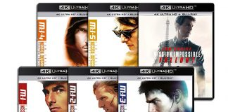 """Sechs mal Cruise: Die """"Mission: Impossible - 6 Movie Collection"""" auf 4K Blu-ray gibt es nur auf Amazon.de"""