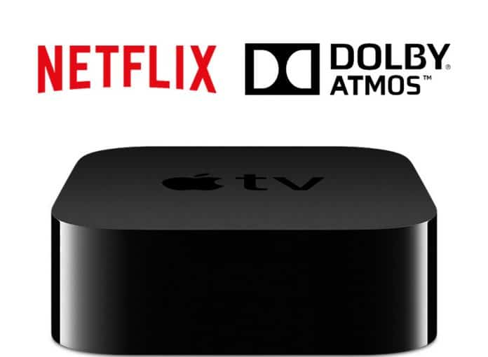 Dolby Atmos 3D Sound auf Netflix gibt es auch auf dem Apple TV 4K