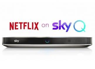 Netflix ist ab November auf der britischen Sky Q-Plattform verfügbar