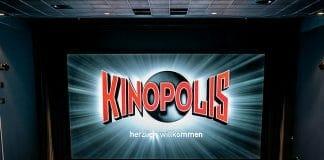 KINOPOLIS im Main-Taunus (bei Frankfurt) freuen sich über über ihre ONYX Cinema LED Installation