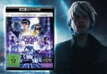 """Ready Player One"" auf 4K Blu-ray im Test"