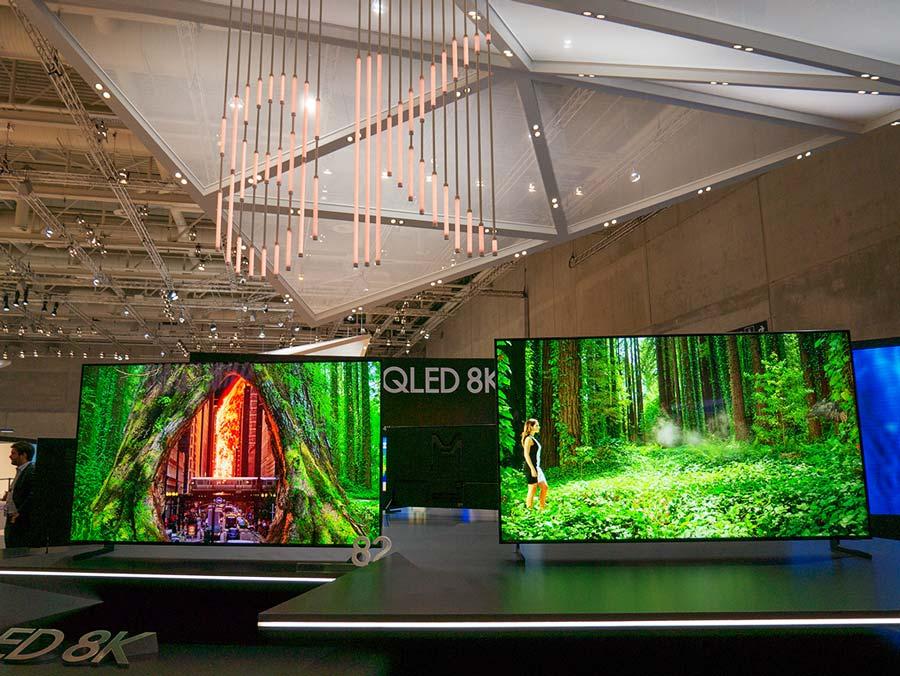 Samsung 8k Qled Fernseher Kaufen Hier Gibt Es Die Q900 Modelle