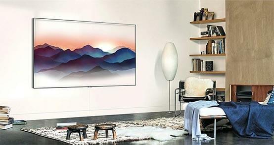Samsungs QLED begeistern mit innovativem Design & Funktionen, können sich aber nicht gegen die OLED-Konkurrenz durchsetzen