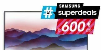 Bis zu 600 Euro sparen auf Aktions-Geräte von Samsung