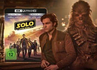 """""""Solo: A Star Wars Story"""" im Test auf 4K Blu-ray"""
