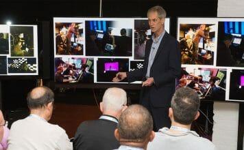 Vortrag während dem TV-Shootout im letzten Jahr || Bildquelle: Value Electronics