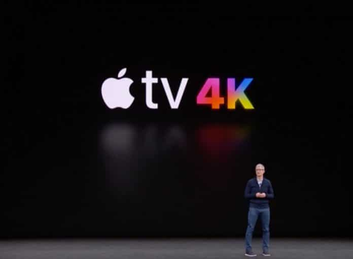 tvOS 12 bringt Dolby Atmos auf den Apple TV 4K