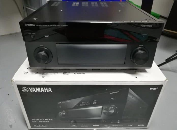 Leser Nils teilt seine Eindrücke vom Yamaha CX-A5200 AV-Vorverstärker mit uns