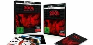 Aufwendige Neuauflage: 2001: Odyssee im Weltraum auf 4K Blu-ray