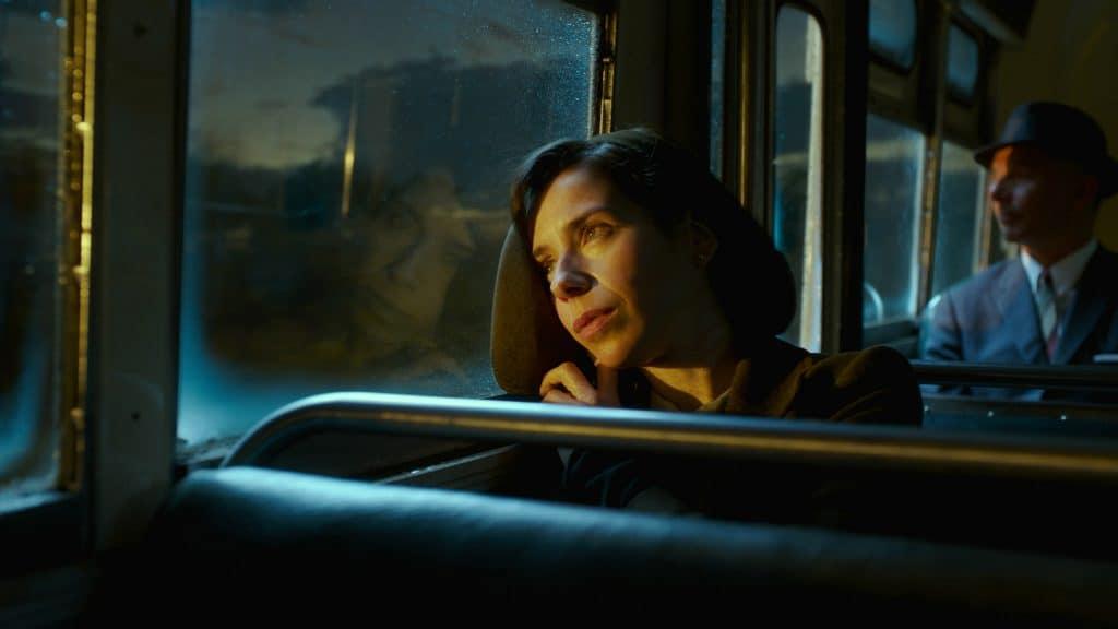 """Großartiges Schauspiel von Sally Hawkins. Sie spielt die Stumme """"Eliza Esposito"""""""