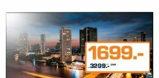 Absoluter Bestpreis für den 65 Zoll 4K OLED der B8 Serie (2018) von LG - nur 1.699 Euro