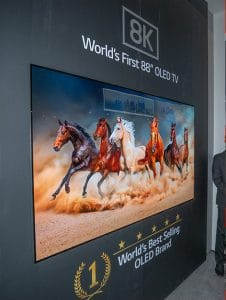Wird LG Electronics mit den HDMI 2.1 Chipsätzen seine neuen 8K OLED & UHD-TVs befeuern?
