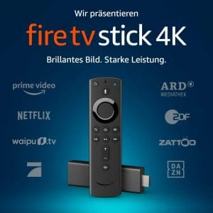 Amazon Fire TV Stick 4K Apps