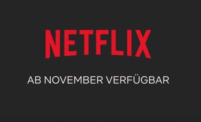 Neue Filme und Serien auf Netflix im November 2018