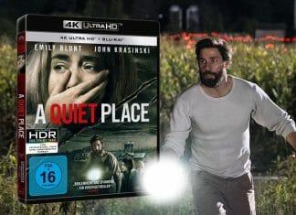 """Test: """"A Quiet Place"""" auf 4K Blu-ray hat uns definitiv überzeugt"""