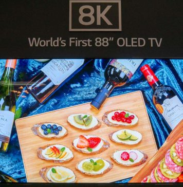 Laut LG sollen erste 8K OLED TVs sollen bereits im Juni 2019 in den Handel kommen