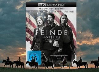 """Feinde - Hostiles"" 4K Blu-ray im Test - Western in Bestform!"