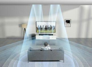 Sony stattet seine HT-ST5000 Dolby Atmos Soundbar mit eARC aus