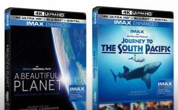 Die ersten IMAX Enhanced UHD Blu-rays debütieren mit dem dynamischen HDR10+ Format