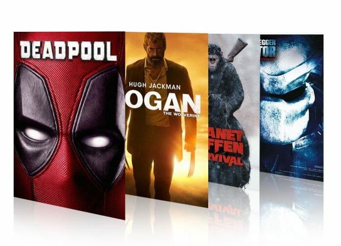4K Filme auf iTunes Filme ab 3.99 Euro