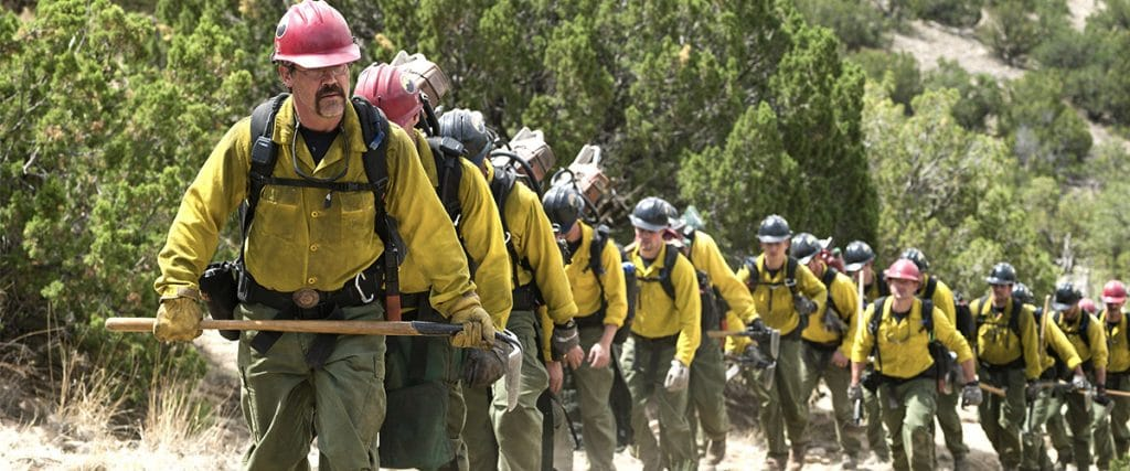 Eric Marsh (Josh Brolin) leitet die Fire & Rescue Crew 7