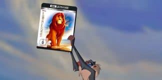 """""""Der König der Löwen"""" auf 4K Blu-ray wurde von Disney bestätigt"""
