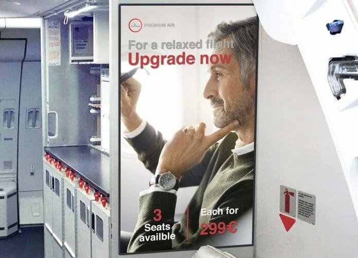 LG Electronics und Lufthansa Technik lassen die OLED-Technologie abheben!