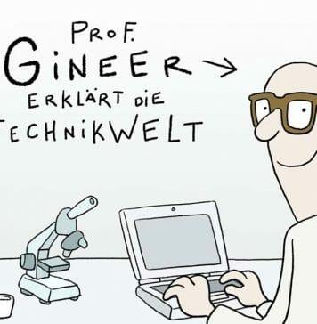 Einfach erklärt - schnell verstanden. Prof. LGineer soll Begriffe wie OLED, Dolby Atmos oder A9 Prozessor einfach erklären