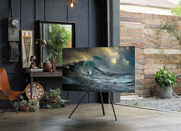 Diese Begriffe sollen Samsung TV-Zukunft 2019