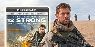 """""""12 Strong"""" im 4K Blu-ray Test zeigt, wie man es nicht machen sollte"""